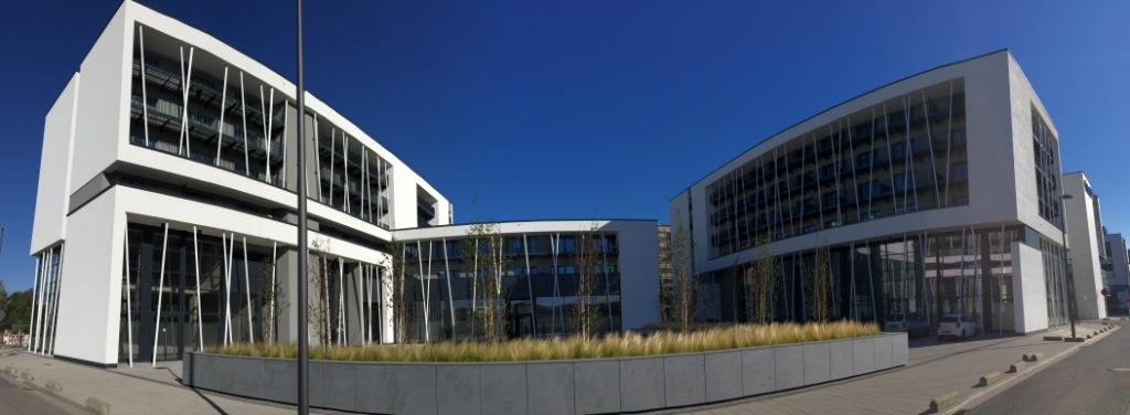 Bâtiment Administratif à Belval